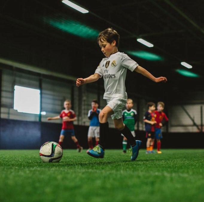Score FC Summer Camps 2018