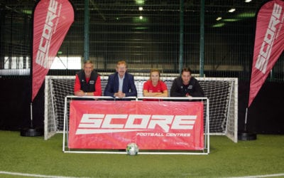 Score announces exciting partnership with SuperCupNI