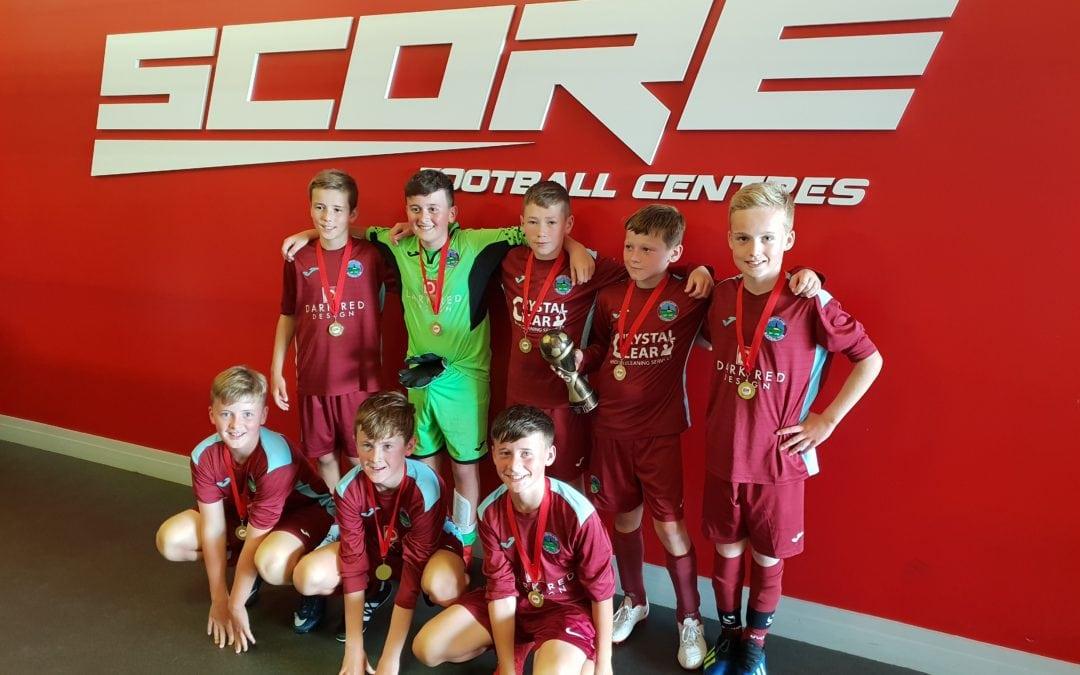SuperCupNI 5-A-Side Tournament at Score FC