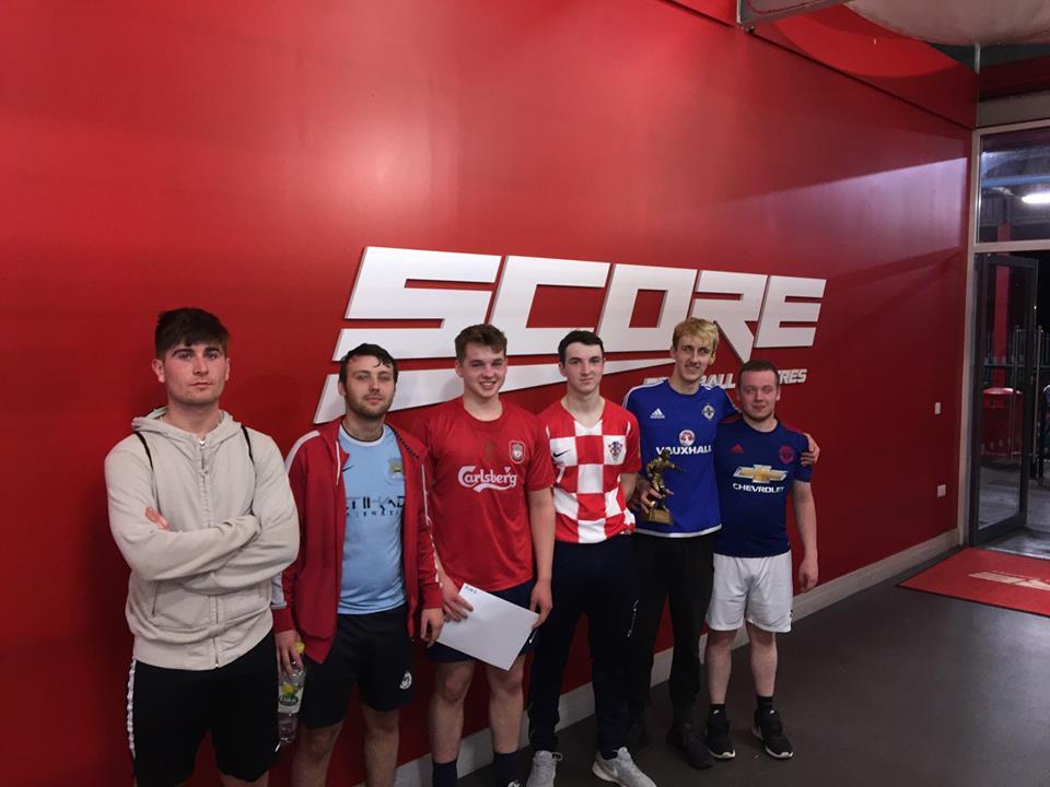 Score Football Centres