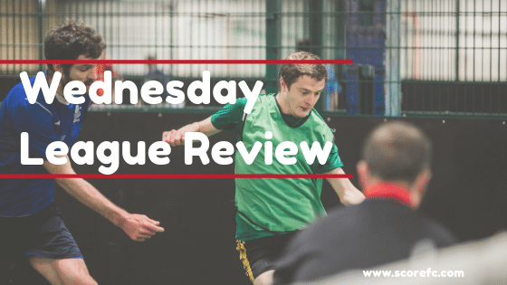 Kiwi's Brew Bar Wednesday League Review