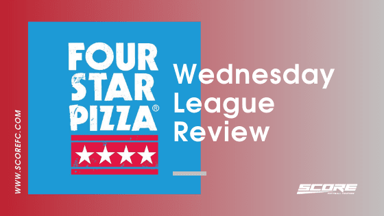 Four Star Pizza Wednesday League Review